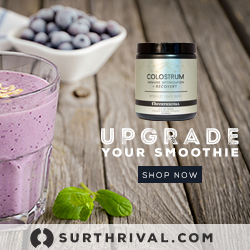Colostrum 250 X 250 Upgrade Your Smoothie Blueberry
