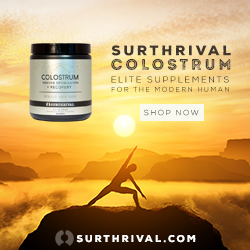 Colostrum 250 X 250 Elite - Mountain Sunrise Yoga