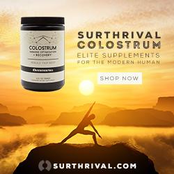 Colostrum 250 X 250 Elite - Mountain Sunrise Yoga