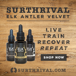 Elk Antler Velvet 250 X 250 Wood