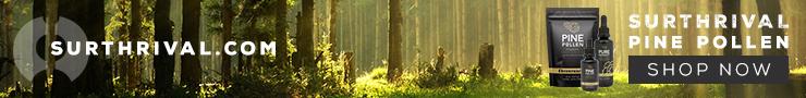 Pine Pollen 740 X 90 Forest